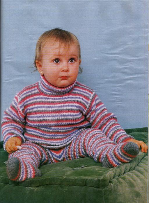 вязание мужских свитеров скандинавским узором