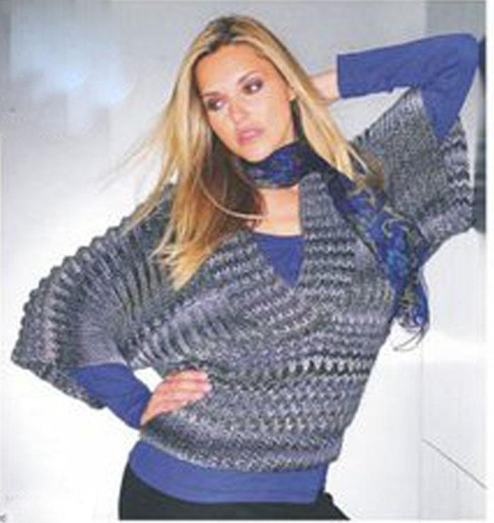 Размеры для вязания женского