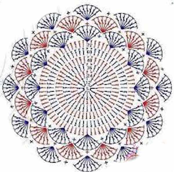 АКСЕССУАРЫ - Схемы вязания