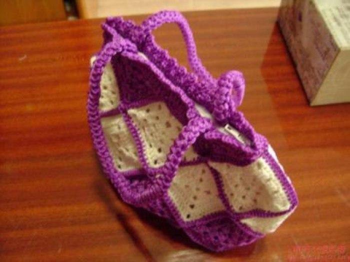Схемы вязания простого шарфов спицами