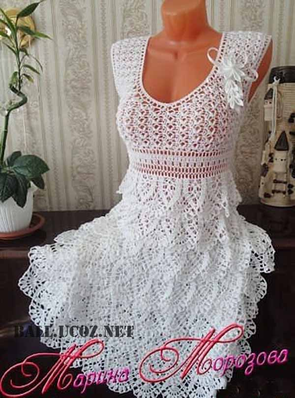 Это платье связано с любовью и
