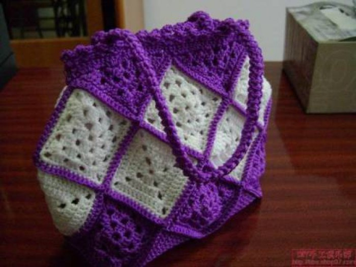 вязанные сумки схемы вязания скачать бесплатно вязание крючком и