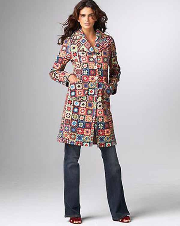 пальто шубы схемы вязания скачать бесплатно вязание крючком и
