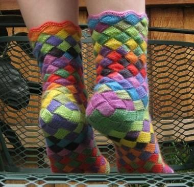 Оригинальные носочки для