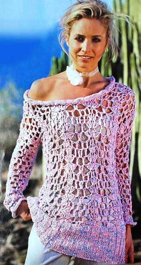 Схемы вязания. Вязание