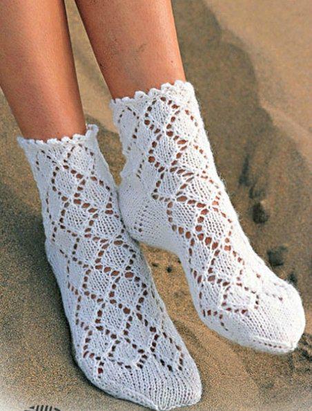 Носки могут быть не только