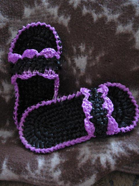 вязанная обувь схемы вязания вязание крючком и спицами
