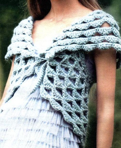Скачать бесплатно схемы вязания крючком одежды для беременных