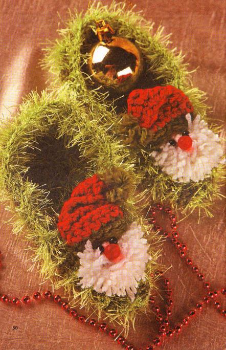 Тапочки вязание схемы