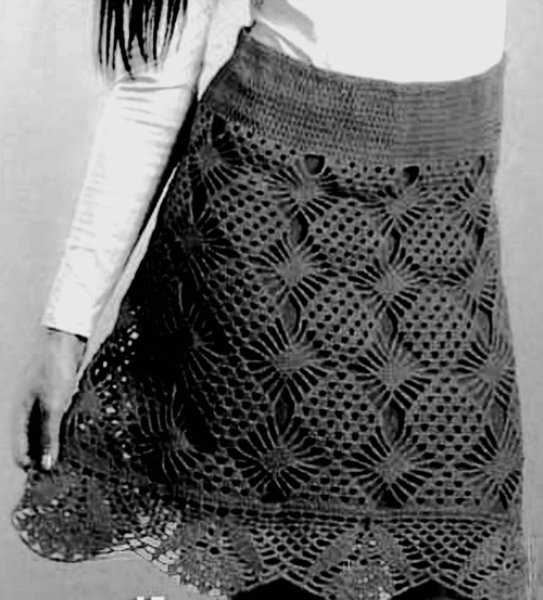 Схемы вязания. Вязание крючком