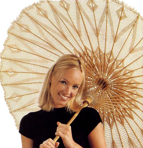Схемы вязания. Вязание зонтов